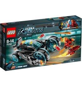 Lego Agents LEGO Ultra Agents Infearno Interceptie - 70162