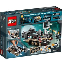 Lego Agents LEGO Ultra Agents Tremor Track Infiltratie - 70161