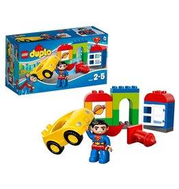 Duplo LEGO DUPLO Superman Reddingsactie - 10543