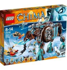 Lego Chima LEGO Chima Maula's IJsmammoet Stamper - 70145