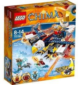 Lego Chima LEGO Chima Eris' Vuurvlieger - 70142