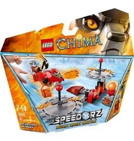 Lego Chima LEGO Chima Schroeiende Zwaarden - 70149