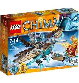 Lego Chima LEGO Chima Vardy's IJszweefvlieger - 70141