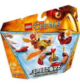 Lego Chima LEGO Chima Vlammenkuil - 70155