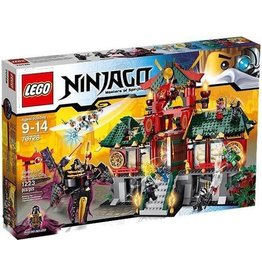 Lego Ninjago LEGO Ninjago  De Slag Om Ninjago City - 70728