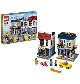 Lego Creator LEGO Creator Fietswinkel En Café - 31026