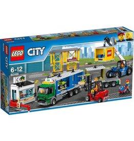 Lego City LEGO City Vrachtterminal 60169