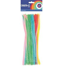 Create-It Haza Create-it 50 stuks  Chenille fluor