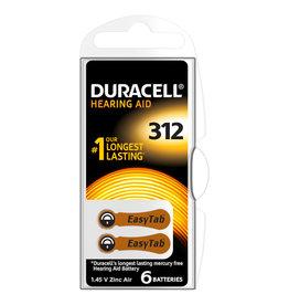 Duracell Duracell 312 Hoorbatterij