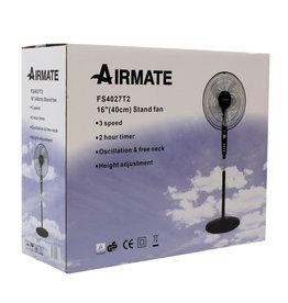 Airmate Airmate FS4027T2 Statief ventilator 110-140cm + timer