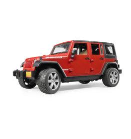 Bruder Bruder 02525 Jeep Wrangler Unlimited Rubicon (1:16)