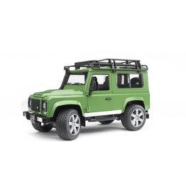Bruder Bruder 02590 Land Rover Defender Groen (1:16)