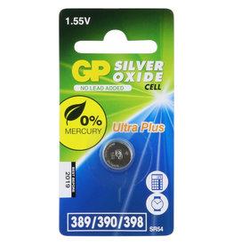 GP Gp389/390/398 knoopcel silver oxide
