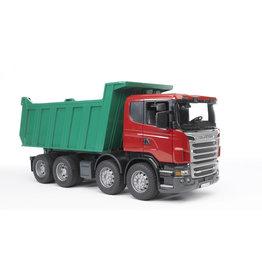 Bruder Bruder 03550 Scania R-serie Kiepwagen (1:16)
