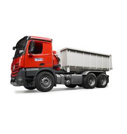 Bruder Bruder 03622 Mercedes-Benz Arocs Vrachtwagen met Afzetcontainer (1:16)