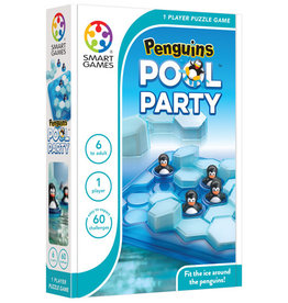 SmartGames Smartgames Penguins Pool Party SG 431