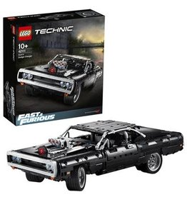 Lego Technic LEGO Technic™ Dom's Dodge Charger 42111
