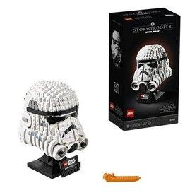 Lego Starwars LEGO Star Wars™ Stormtrooper™ helm 75276