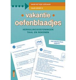 Uitgeverij Deltas Vakantie Oefenblaadjes-Naar Het 6E Leerjaar