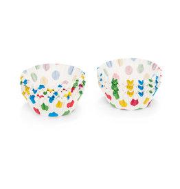 Patisse Patisse Papieren cupcake vormpjes 200 stuks 5cm