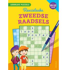 Uitgeverij Deltas Leerrijke puzzels - Reuzeleuke Zweedse raadsels (10-12 jaar)
