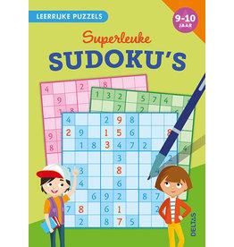 Uitgeverij Deltas Leerrijke puzzels - Superleuke Sudoku's (9-10 jaar)