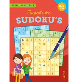 Uitgeverij Deltas Leerrijke puzzels - Superleuke Sudoku's (8-9 jaar)