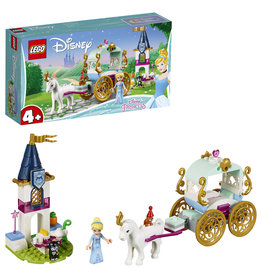 Lego Princess LEGO Disney™ Assepoesters koetstocht - 41159