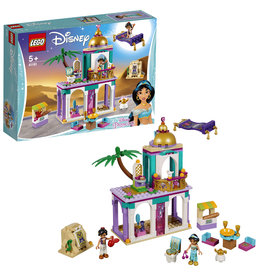 Lego Princess LEGO Disney™ Aladdins en Jasmines paleisavonturen - 41161