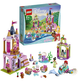 Lego Princess LEGO Disney™ Ariëls, Aurora's en Tiana's koninklijke viering  - 41162