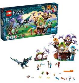 Lego Elves LEGO Elves Vleermuisaanval bij de Elvenstar Boom - 41196