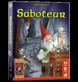 999 Games 999 Games:  Saboteur - Kaartspel