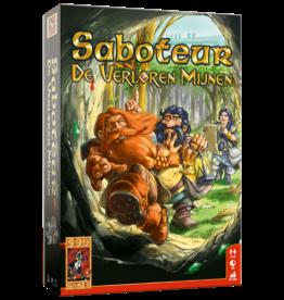 999 Games 999 Games: Saboteur: De Verloren Mijnen - Bordspel