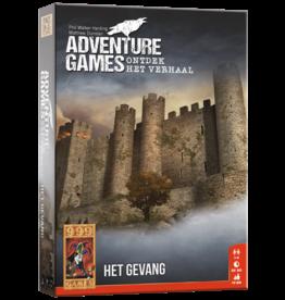 999 Games 999 Games: Adventure Games - Het Gevang - Breinbreker