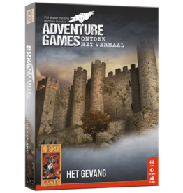 999 Games 999 Games: Adventure Games - Het Gevang