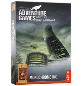 999 Games 999 Games: Adventure Games:  Monochrome Inc. - Breinbreker