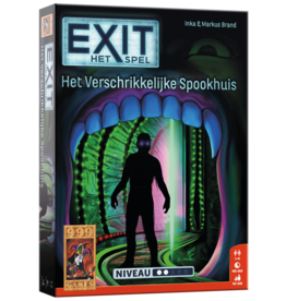 999 Games 999 Games: EXIT - Het verschrikkelijke spookhuis  Breinbreker