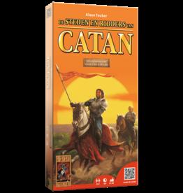 999 Games 999 Games: Catan: Steden & Ridders 5/6 spelers - Bordspel