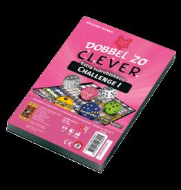999 Games 999 Games: Dobbel zo Clever Challenge Scoreblok - Dobbelspel