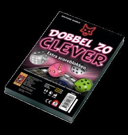 999 Games 999 Games: Dobbel zo Clever Scoreblok - Dobbelspel