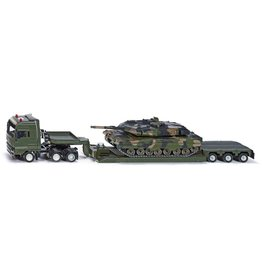 Siku Siku Super 8612 Militair Transport met Tanks (1:50)