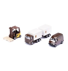 Siku Siku Super 6324 Ups Logistiek Set (3-delig)