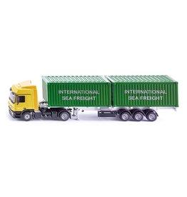 Siku Siku Super 3921 Vrachtwagen met Container (1:50)