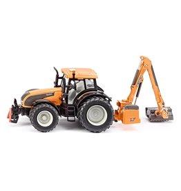 Siku Siku Farmer 3659 Tractor met Kuhn Bermmaaier (1:32)
