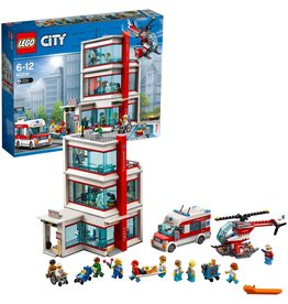 Lego City Lego City Ziekenhuis 60204