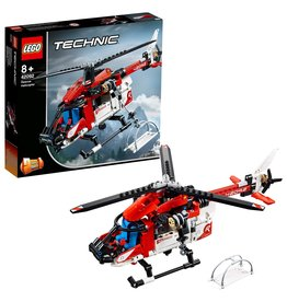 Lego Technic Lego Technic™ Reddingshelikopter  42092