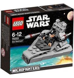 Lego Starwars Lego Star Wars  Star Destroyer Microfighter 75033