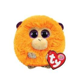 Ty Ty Teeny Puffies Coconut Monkey 8cm