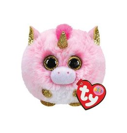 Ty Ty Teeny Puffies Fantasia Unicorn 8cm