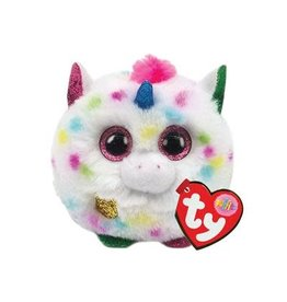 Ty Ty Teeny Puffies Harmony Unicorn 8cm